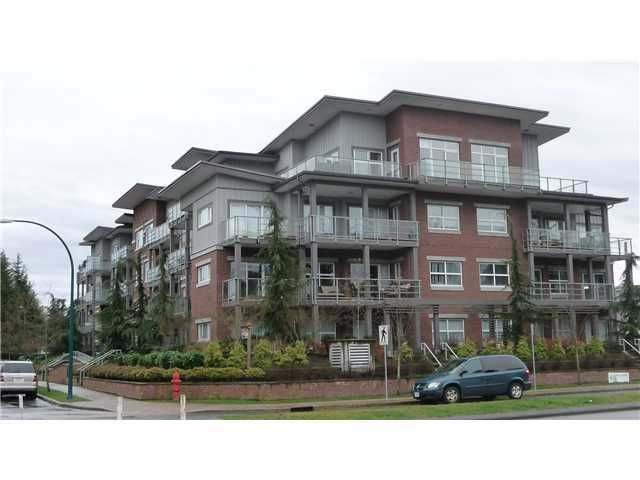 "Main Photo: 310 2488 KELLY Avenue in Port Coquitlam: Central Pt Coquitlam Condo for sale in ""SYMPHONY AT GATES PARK"" : MLS®# V946262"