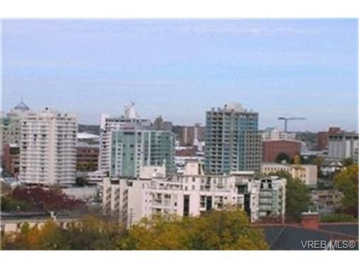 Main Photo: 1507 620 Toronto St in VICTORIA: Vi James Bay Condo for sale (Victoria)  : MLS®# 379939