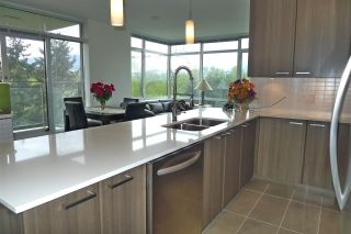 """Photo 5: 1004 2789 SHAUGHNESSY Street in Port Coquitlam: Central Pt Coquitlam Condo for sale in """"THE SHAUGHNESSY"""" : MLS®# R2057362"""