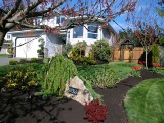 Photo 1: 838 HIGHWOOD DRIVE in COMOX: Other for sale : MLS®# 275422