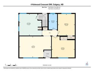 Photo 16: 4 Kelwood Crescent SW in Calgary: Glendale Detached for sale : MLS®# A1039798