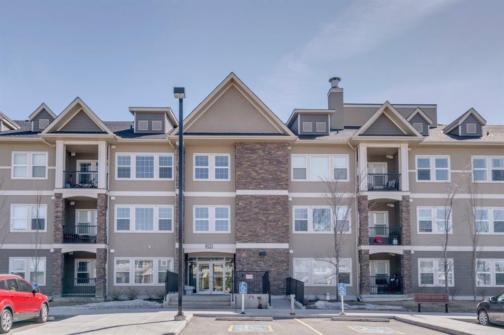 Main Photo: 210 200 Cranfield Common SE in Calgary: Cranston Apartment for sale : MLS®# A1094914