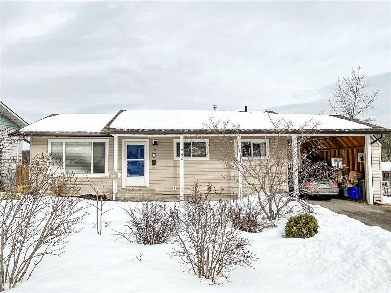 Main Photo: 942 TABOR Boulevard in Prince George: Foothills House for sale (PG City West (Zone 71))  : MLS®# R2545543
