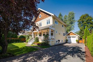 """Photo 1: 8967 MOWAT Street in Langley: Fort Langley House for sale in """"FORT LANGLEY"""" : MLS®# R2613045"""