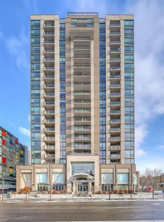 Main Photo: 1802 1110 11 Street SW in Calgary: Beltline Apartment for sale : MLS®# A1065318
