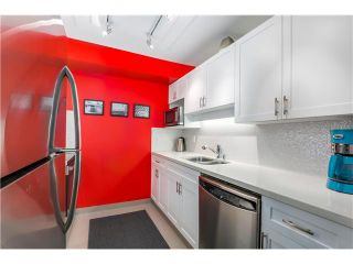 """Photo 5: 17 1350 W 6TH Avenue in Vancouver: Fairview VW Townhouse for sale in """"PEPPER RIDGE"""" (Vancouver West)  : MLS®# V1094949"""