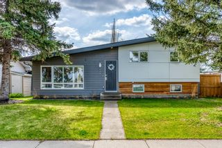 Photo 1: 621 Agate Crescent SE in Calgary: Acadia Detached for sale : MLS®# A1109681