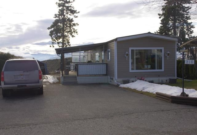 Main Photo: 218 2001 97 S Highway in West Kelowna: WEC - Westbank Centre House for sale : MLS®# 10060131