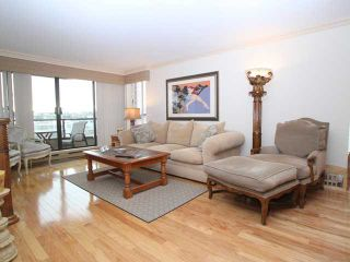 """Photo 6: 607 1490 PENNYFARTHING Drive in Vancouver: False Creek Condo for sale in """"HARBOUR COVE"""" (Vancouver West)  : MLS®# V860789"""