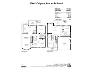 """Photo 40: 35441 CALGARY Avenue in Abbotsford: Abbotsford East House for sale in """"SANDY HILL"""" : MLS®# R2595904"""