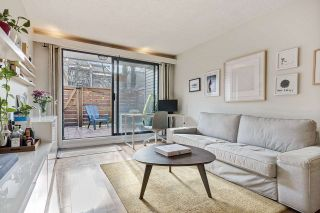 "Photo 2: 102 1422 E 3RD Avenue in Vancouver: Grandview Woodland Condo for sale in ""La Contessa"" (Vancouver East)  : MLS®# R2540090"