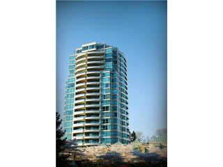 Photo 1: 801 6611 SOUTHOAKS Crescent in Burnaby: Highgate Condo for sale (Burnaby South)  : MLS®# V947277