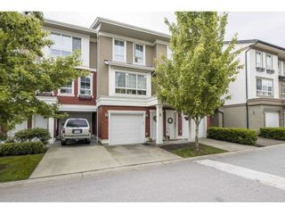 """Photo 1: 28 19505 68A Avenue in Surrey: Clayton Townhouse for sale in """"Clayton Rise"""" (Cloverdale)  : MLS®# R2586788"""