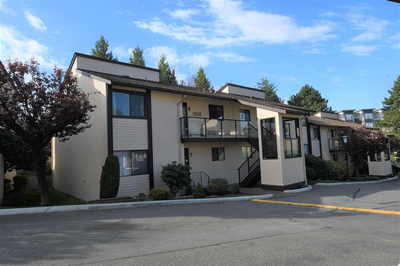 """Main Photo: 7 2962 NELSON Place in Abbotsford: Central Abbotsford Townhouse for sale in """"Willband Creek."""" : MLS®# R2580189"""
