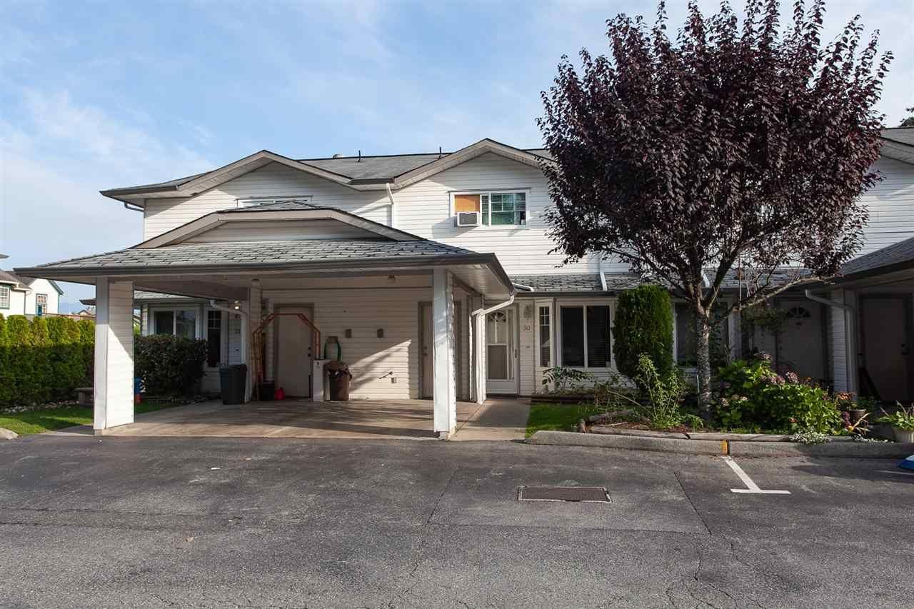 "Main Photo: 30 11757 207 Street in Maple Ridge: Southwest Maple Ridge Townhouse for sale in ""HIDDEN CREEK ESTATES"" : MLS®# R2326886"