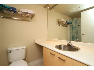 """Photo 10: 206 1 E CORDOVA Street in Vancouver: Downtown VE Condo for sale in """"CARRALL STATION"""" (Vancouver East)  : MLS®# V820385"""