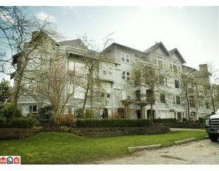 "Photo 1: 405 15558 16A Avenue in Surrey: King George Corridor Condo for sale in ""THE SANDRINGHAM"" (South Surrey White Rock)  : MLS®# F1005469"