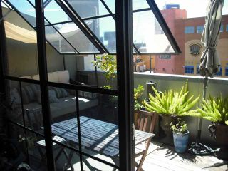 Photo 1: HILLCREST Condo for sale : 2 bedrooms : 3940 7th Ave (Cable Lofts) #209 in San Diego