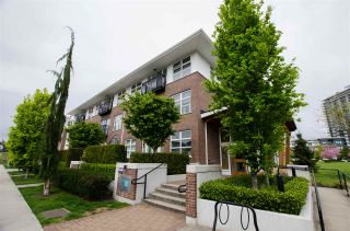 """Photo 1: 203 245 BROOKES Street in New Westminster: Queensborough Condo for sale in """"DUO"""" : MLS®# R2454079"""