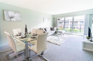 Photo 2: 408 215 MOWAT STREET: Uptown NW Home for sale ()  : MLS®# R2379504