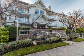 """Photo 2: 204 15290 18 Avenue in Surrey: King George Corridor Condo for sale in """"STRATFORD BY THE PARK"""" (South Surrey White Rock)  : MLS®# R2556862"""