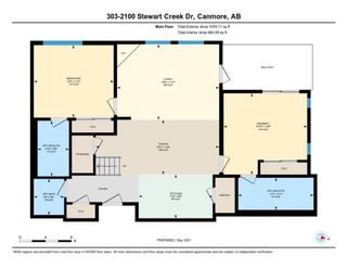 Photo 23: 303 2100A Stewart Creek Drive: Canmore Apartment for sale : MLS®# A1113991