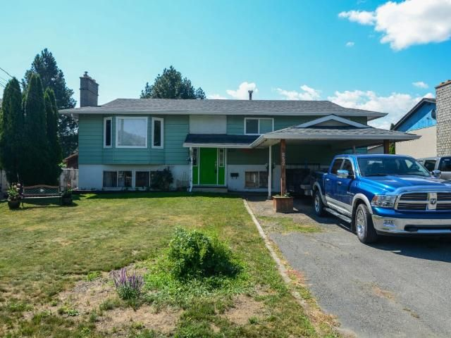 Main Photo: 857 PUHALLO DRIVE in : Westsyde House for sale (Kamloops)  : MLS®# 147310