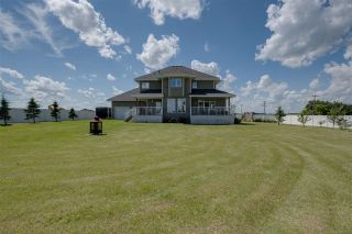 Photo 48: 101 NORTHVIEW Crescent: Rural Sturgeon County House for sale : MLS®# E4227011