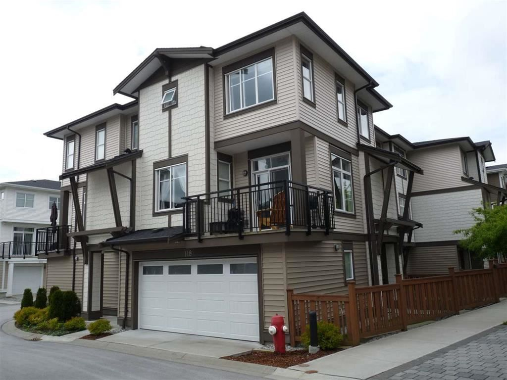 """Main Photo: 118 19433 68 Avenue in Surrey: Clayton Townhouse for sale in """"THE GROVE"""" (Cloverdale)  : MLS®# R2309717"""