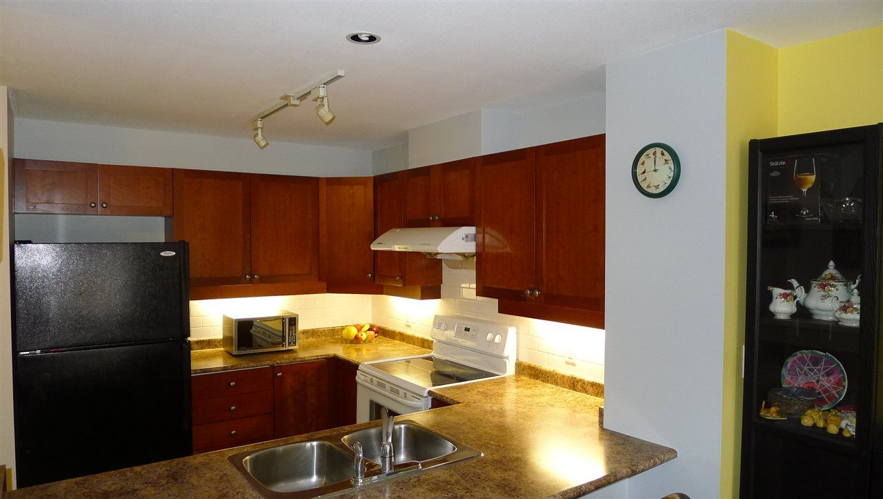 """Photo 3: Photos: 207 625 PARK Crescent in New Westminster: GlenBrooke North Condo for sale in """"WESTHAVEN"""" : MLS®# R2147973"""