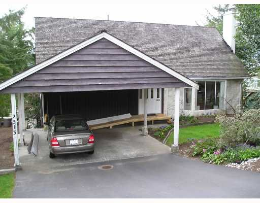 Main Photo: 2313 ROGERSON Drive in Coquitlam: Chineside House for sale : MLS®# V701642