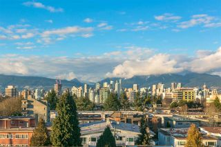 """Photo 16: 703 1088 W 14TH Avenue in Vancouver: Fairview VW Condo for sale in """"COCO"""" (Vancouver West)  : MLS®# R2244610"""