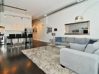 Photo 4: 501 43 Hanna Avenue in Toronto: Niagara Condo for lease (Toronto C01)  : MLS®# C3498691