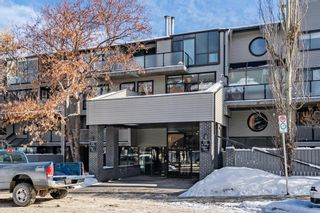 Main Photo: 306 1732 9A Street SW in Calgary: Lower Mount Royal Apartment for sale : MLS®# A1072232
