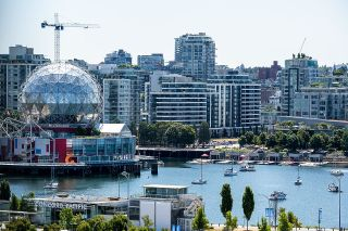 """Photo 11: 1502 688 ABBOTT Street in Vancouver: Downtown VW Condo for sale in """"Firenza Tower II"""" (Vancouver West)  : MLS®# R2603600"""