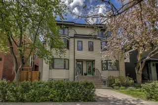 Photo 2: 2 465 12 Street NW in Calgary: Hillhurst Row/Townhouse for sale : MLS®# A1103465