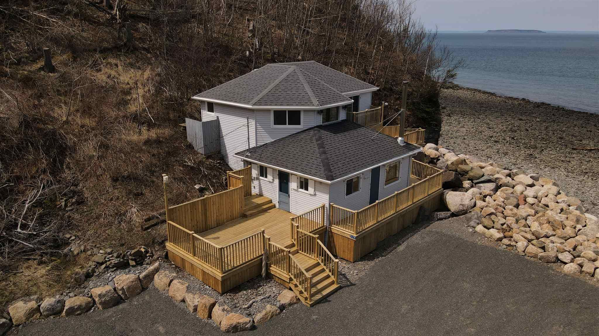Main Photo: 579 Shore Road in Ogilvie: 404-Kings County Residential for sale (Annapolis Valley)  : MLS®# 202109599