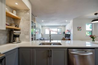 Photo 7: 101 303 CUMBERLAND Street in New Westminster: Sapperton Townhouse for sale : MLS®# R2584594
