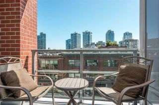 "Photo 5: 517 1133 HOMER Street in Vancouver: Yaletown Condo for sale in ""H & H"" (Vancouver West)  : MLS®# R2484274"