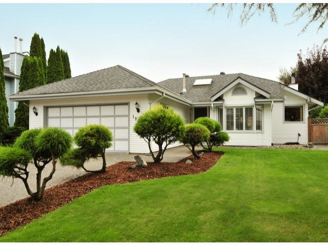 Main Photo: 19640 34A AV in Langley: Brookswood Langley House for sale : MLS®# F1322761