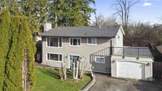Photo 1: 3688 ST. THOMAS Street in Port Coquitlam: Lincoln Park PQ House for sale : MLS®# R2536589