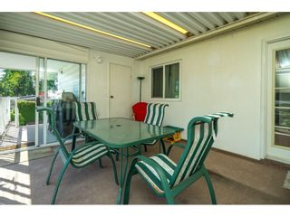 """Photo 31: 1 27111 0 Avenue in Langley: Aldergrove Langley Manufactured Home for sale in """"Pioneer Park"""" : MLS®# R2605762"""