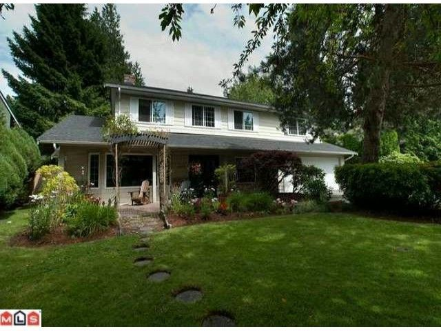 Main Photo: 2316 HARBOURGREENE Drive in Surrey: Crescent Bch Ocean Pk. Home for sale ()  : MLS®# F1118166