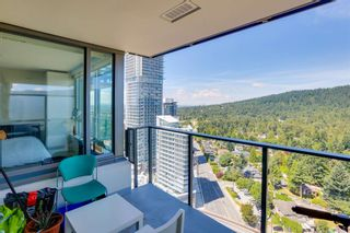 "Photo 5: 2508 602 COMO LAKE Avenue in Coquitlam: Coquitlam West Condo for sale in ""UPTOWN 1"" : MLS®# R2594625"