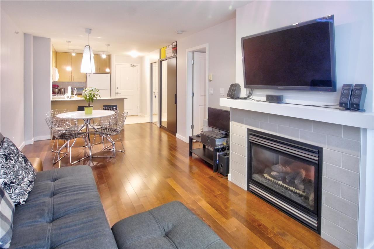 Main Photo: 206 8460 GRANVILLE AVENUE in Richmond: Brighouse South Condo for sale : MLS®# R2410653