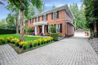 Photo 1: 1777 W 38TH Avenue in Vancouver: Shaughnessy House for sale (Vancouver West)  : MLS®# R2595354