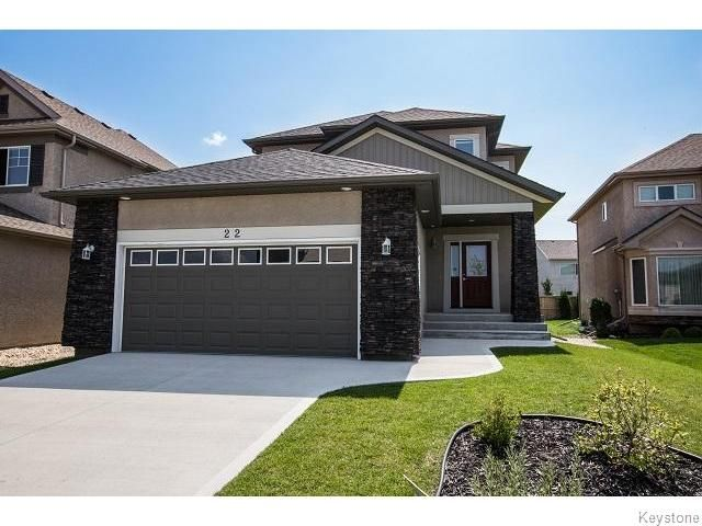 Main Photo: 22 Tychonick Bay in WINNIPEG: Transcona Residential for sale (North East Winnipeg)  : MLS®# 1522340