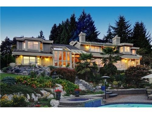 Main Photo: 875 KENWOOD Road in West Vancouver: Home for sale : MLS®# V981908