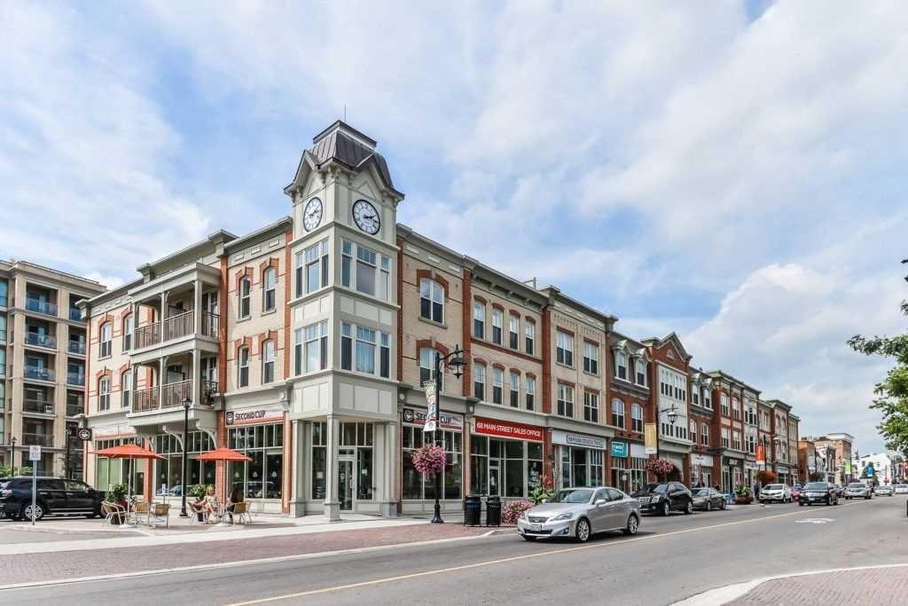 Photo 2: Photos: 108 68 N Main Street in Markham: Old Markham Village Condo for sale : MLS®# N4472299