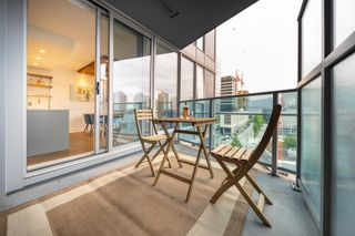 Photo 13: 1709 788 HAMILTON STREET in Vancouver: Downtown VW Condo for sale (Vancouver West)  : MLS®# R2613134